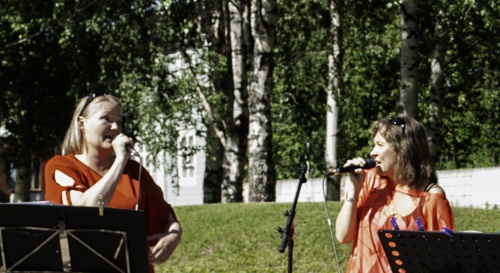 Leena ja Elina